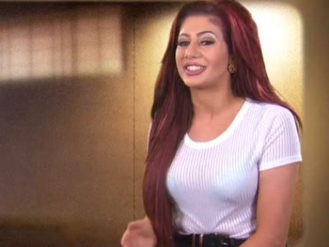 And you thought you'd seen it all! Chloe Etherington takes Geordie Shore sex to a whole other level