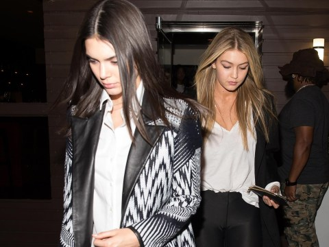Was Kendall Jenner snubbed for film roles at Cannes because of Keeping Up With The Kardashians?