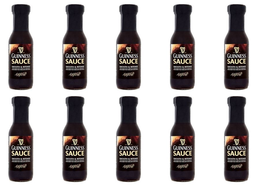 Guinness introduces 'smooth and intense' black sauce for your bacon butty