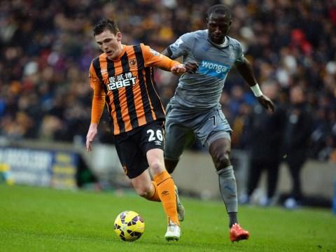 Aston Villa 'prepare £12million transfer offer for Hull City full-back Andrew Robertson'