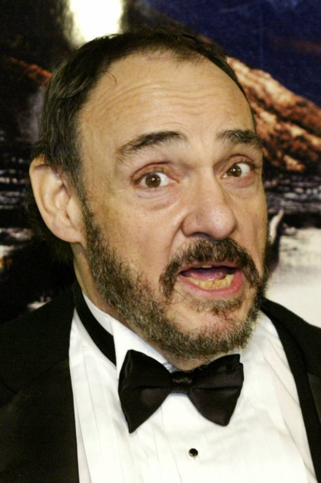 "JOHN-RHYS DAVIES ARRIVES FOR LOS ANGELES PREMIERE OF THE LORD OF THE RINGS THE TWO TOWERS PREMIERE...John-Rhys Davies, who stars as Gimli, arrives for the Los Angeles premiere of the film ""The Lord of the Rings,The Two Towers"" December 15, 2002 in Hollywood, California. The picture opens worldwide on December 18. REUTERS/Robert Galbraith...E...ENT PRO...HOLLYWOOD...CA...United States of America"