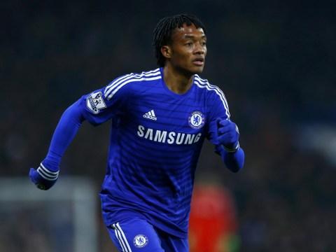 Chelsea 'receive transfer inquiries for Juan Cuadrado'