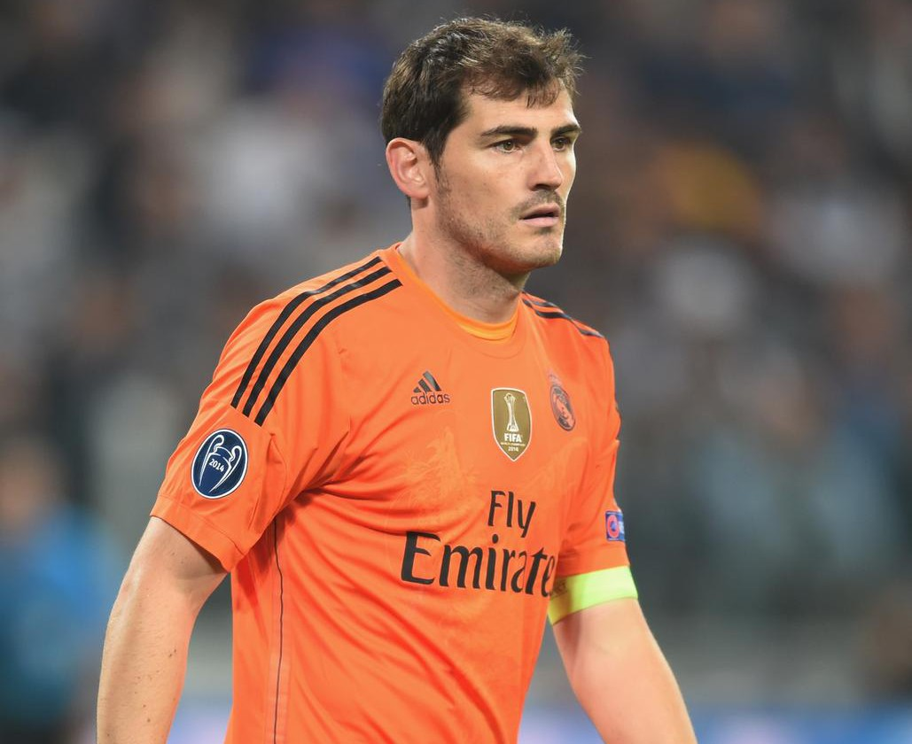 Arsenal 'make transfer offer to sign Real Madrid's Iker Casillas'