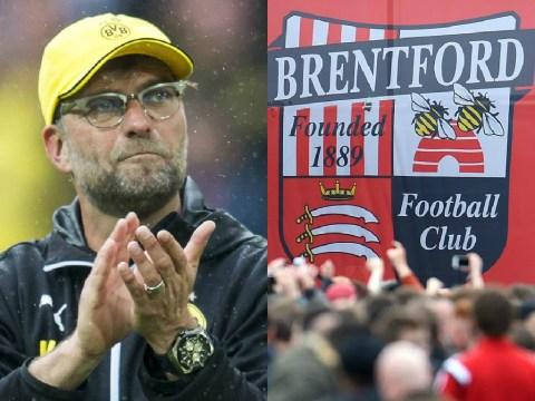 Brentford 'attempted a to bring Borussia Dortmund's Jurgen Klopp to Griffin Park'