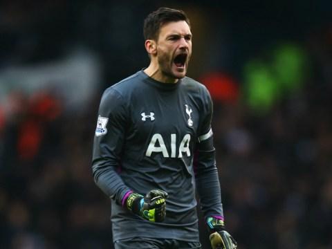 Manchester United 'in transfer talks to sign Tottenham's Hugo Lloris'