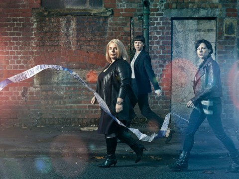 The Thick Of It's Joanna Scanlon gets 'hardass' makeover in Paul Abbott's No Offence