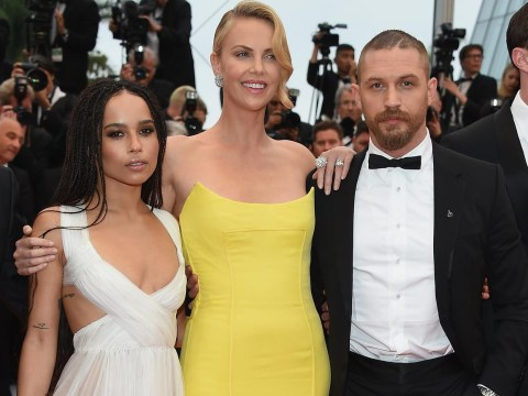 Charlize Theron addresses rumours of Tom Hardy rift on Mad Max: Fury Road: 'We had some rough spots'