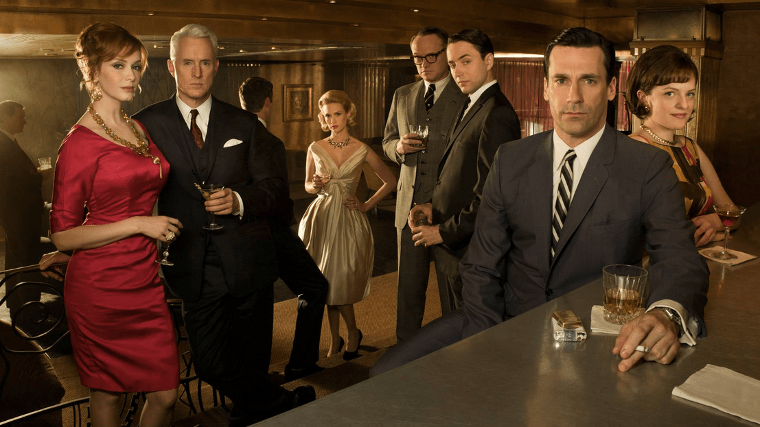 End of an era for Mad Men (Picture: AMC)