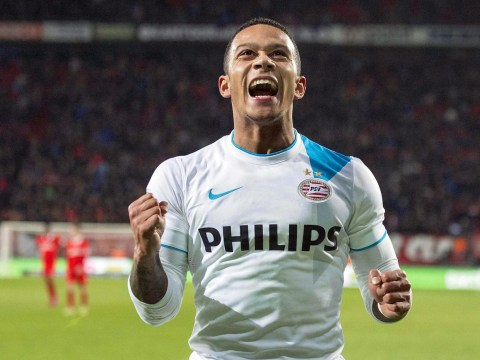 Memphis Depay calls Manchester United his 'dream club' after agreeing Old Trafford transfer
