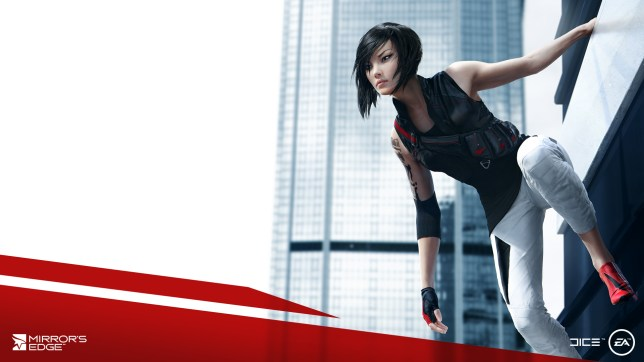 Mirror's Edge - by this time next year it'll be out