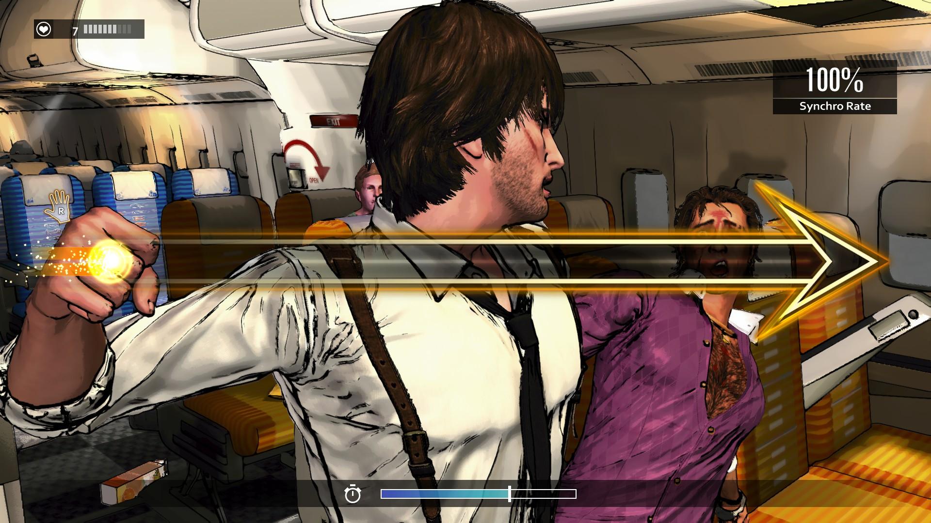 D4: Dark Dreams Don't Die - at least no Kinect makes sense