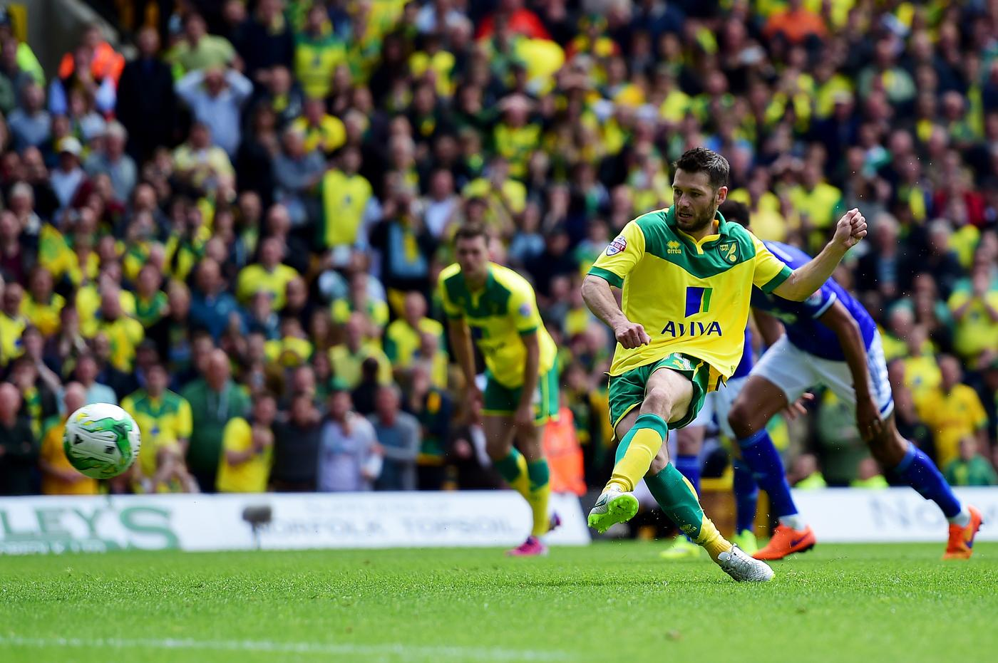 Will Norwich City finish the job and secure promotion to the Premier League?