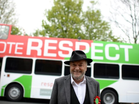 Twitter reacts to George Galloway potentially losing his seat (spoiler: they seem happy)