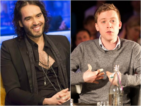 Non-Labour supporters are trolling Owen Jones and Russell Brand