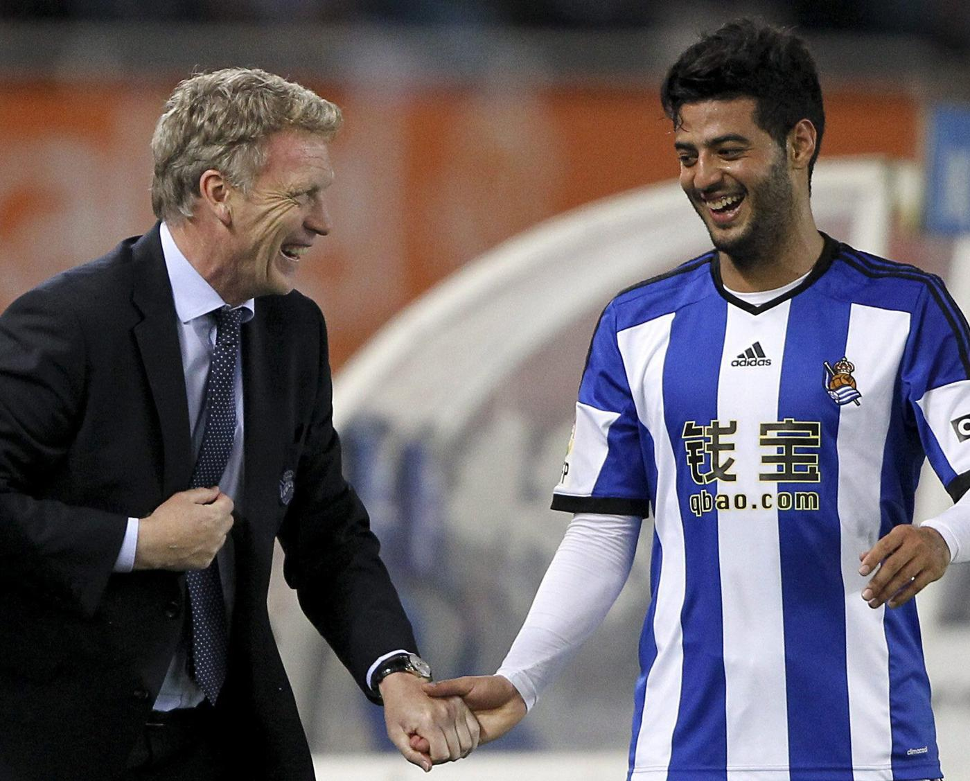 Former Arsenal winger Carlos Vela's superb free-kick for Real Sociedad against Levante has shades of an Andrea Pirlo special about it