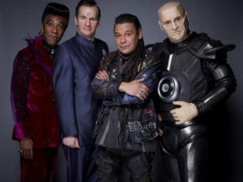 Red Dwarf fans will have to wait a bit longer for the new series