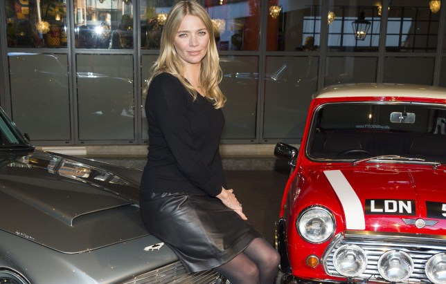 Channel 5's 'Classic Car Show' Launch, London, Britain - 30 Jan 2015