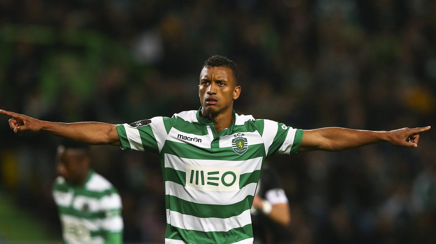 Everton 'line up loan-transfer of Manchester United's Nani'