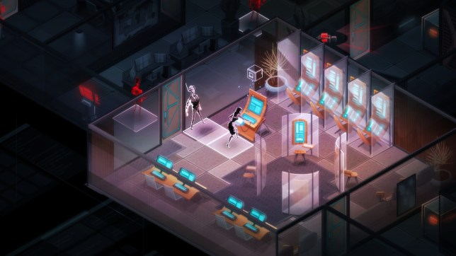 Invisible, Inc. (PC) - it even has an awesome pun for a name