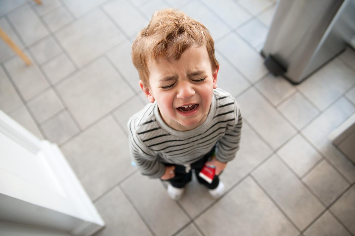 20 tantrums that happen when you try to leave the house with a toddler