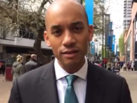 Chuka Umunna announces he's running for Labour leader job in Facebook video