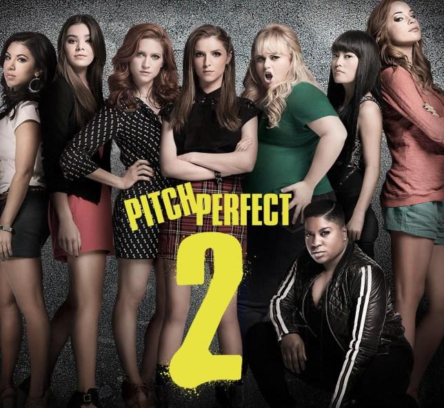 Pitch Perfect 2 Universal Music Enterprises via AP