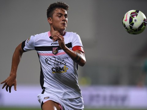Arsenal handed transfer blow after Palermo confirm Juventus have 'big' chance of signing Paulo Dybala