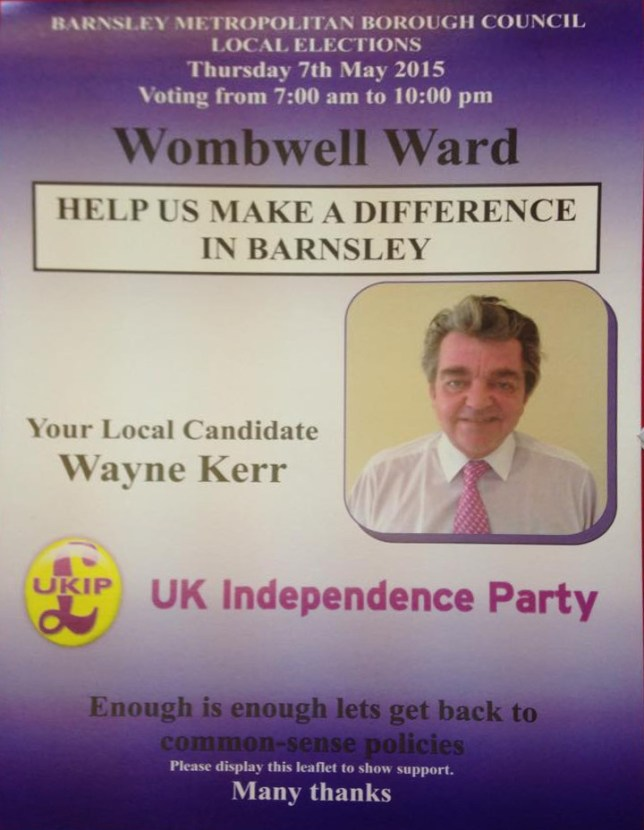 Would you vote for Wayne?