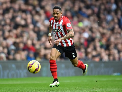 Manchester United handed transfer blow as Southampton's Nathaniel Clyne says he is happy to stay at club