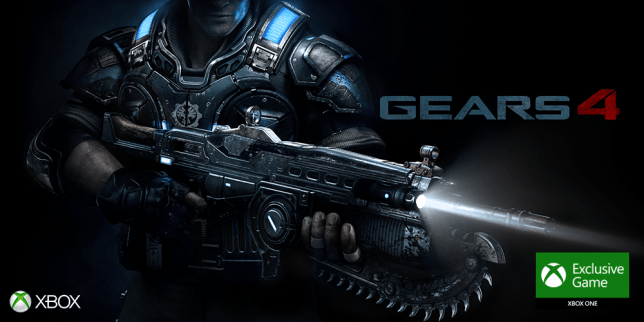 Gears Of War 4 - more impressive than Minecraft?