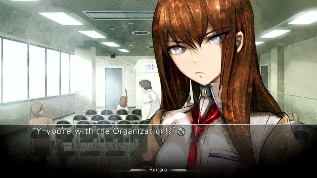 Steins;Gate (PS3) - not your average video game