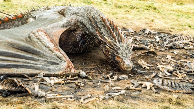 Game of Thrones, Series 5,Episode 10,Mother's Mercy,Sky Atlantic, Drogon