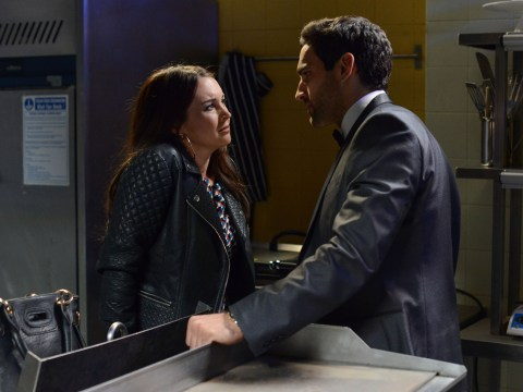 EastEnders spoilers: Stacey Branning is pregnant but is Kush Kazemi or Martin Fowler the dad?