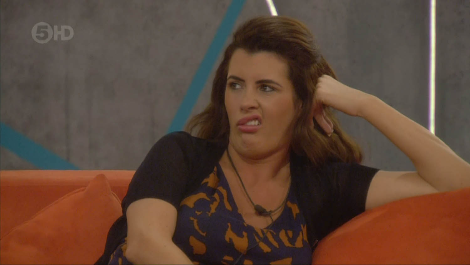 Big Brother's Helen Wood runs in to more trouble over 'rapist' comment as Ofcom is bombarded with complaints