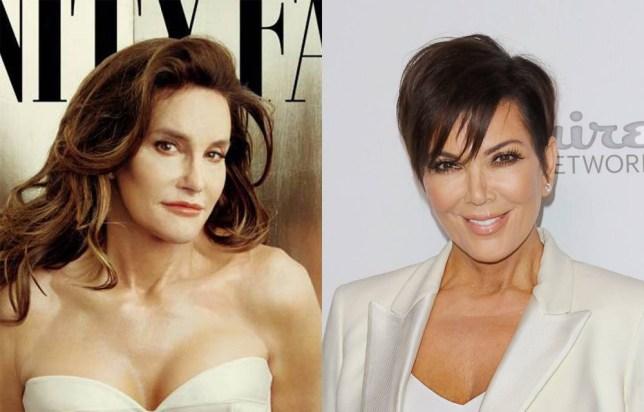 The big reveal (Picture: Vanity Fair/Annie Leibovitz)