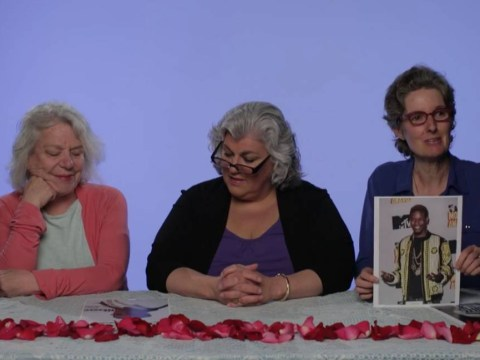 Grandmas play 'F*ck, Marry, Kill' with celebrities – and it's hilarious