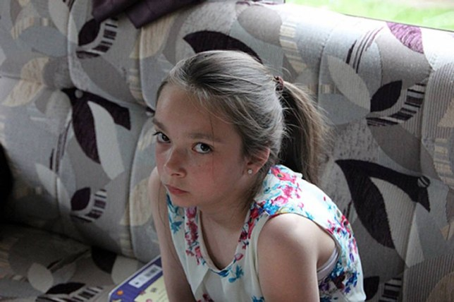 """BEST QUALITY AVAILABLE Undated handout photo issued by Nottinghamshire Police of Amber Peat, 13, from Mansfield, as police renewed an appeal to find the teenage girl who went missing after a row with her family. PRESS ASSOCIATION Photo. Issue date: Tuesday June 2, 2015. Amber, 13, left the family home in Bosworth Street, Mansfield, at around 5.30pm on Saturday. Superintendent Matt McFarlane, of Nottinghamshire Police, said: """"There had been a minor argument about chores and Amber left the house. See PA story MISSING Amber. Photo credit should read: Nottinghamshire Police/PA Wire NOTE TO EDITORS: This handout photo may only be used in for editorial reporting purposes for the contemporaneous illustration of events, things or the people in the image or facts mentioned in the caption. Reuse of the picture may require further permission from the copyright holder."""