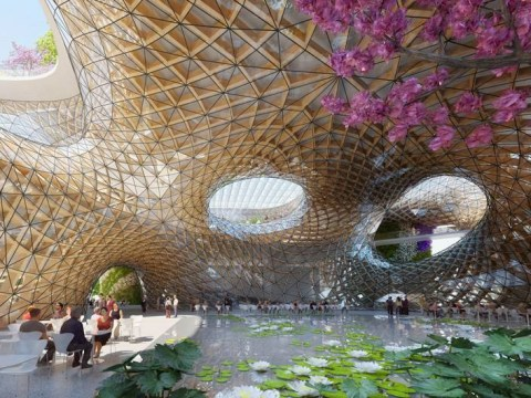 New 'Wooden Orchids' shopping complex set to be most eco-friendly mall in the world