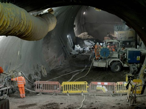 Crossrail tunnelling is finally completed