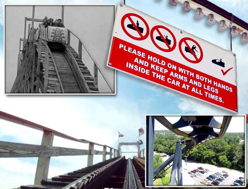 10 Worst Rollercoasters