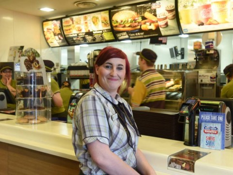 Hartlepool woman lands her first full-time job after 1,200 applications without success