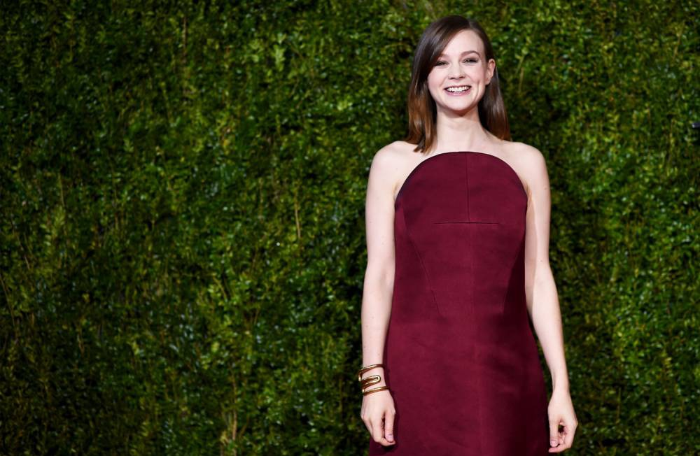 Carey Mulligan slams 'sexist film industry' as she claims women's stories are 'largely untold'