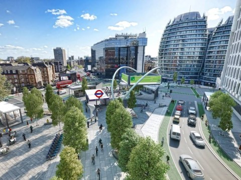'Silicon Roundabout' to become 'Silicon Square' after £25m redevelopment plans get go-ahead