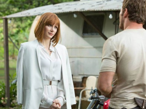 Jurassic World's Bryce Dallas Howard hits back at her 'running in heels' critics: 'Damn right I did that!'
