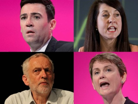 Which potential Labour leader most reflects your views?
