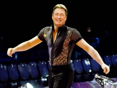 Alan Titchmarsh would shear-ly make an amazing Strictly Come Dancing contestant
