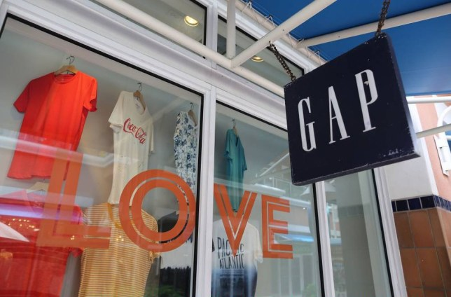 MIAMI, FL - JUNE 16:  A sign hangs in the front of a GAP store on June 16, 2015 in Miami, Florida. Gap Inc. announced that it plans to close 175 of 675 stores in North America, which would be the second major round of cuts in just four years as the company works to reestablish financial stability.  (Photo by Joe Raedle/Getty Images)