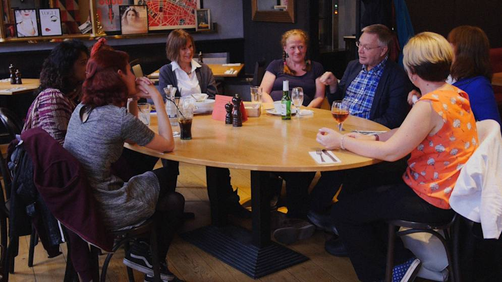Welcome to the Death Café: Where people go for a drink – and talk about dying