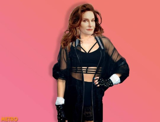 Caitlyn Jenner Ashley Roberts Source: Twitter/@Caitlyn_Jenner / Getty Images Credit: Metro