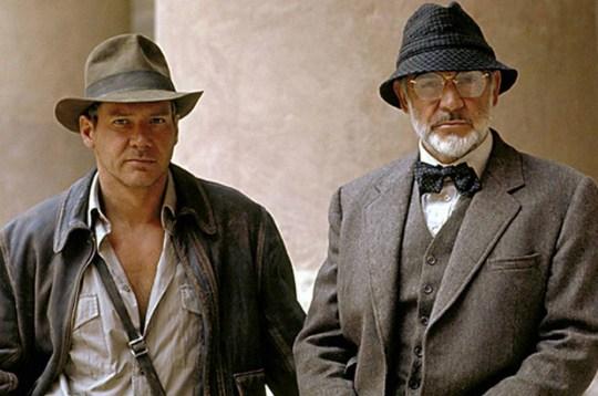 FILM: Indiana Jones And The Last Crusade (1989)